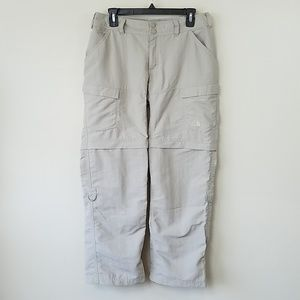 The North Face Zip Off Convertible Pants